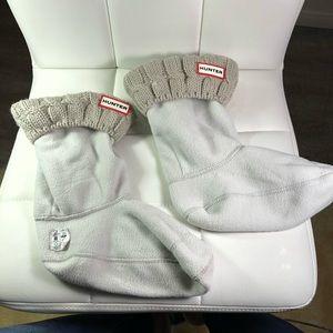 Hi yer socks short knit